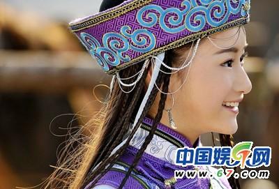 《步步惊心》苏完瓜尔佳·敏敏.-长相漂亮到比主角更夺目的女配角