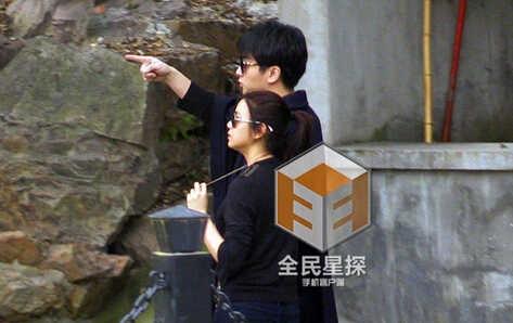 陈妍希和陈晓吻戏照片
