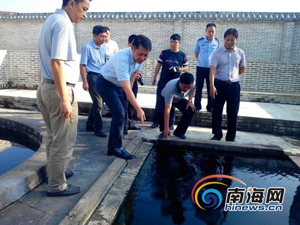 三亚500年古温泉遭破坏已被升级为省文物保护单位