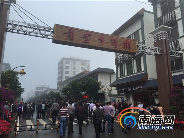 海口秀英长康路:百年商业街焕然一新