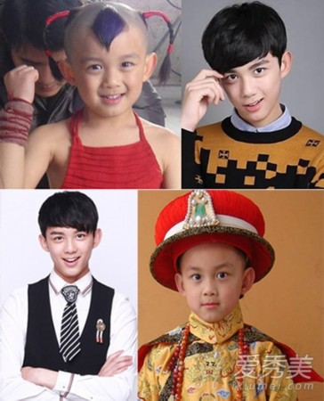其实吴磊小时候就已经是小有名气的童星啦,他出生于1999年,曾参演于