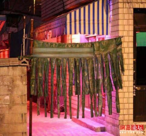 探访韩国红灯区一条街真实场景