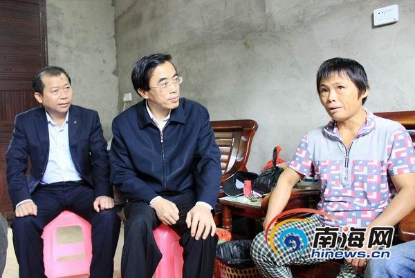 中国残联调研督导海南省农村贫困残疾人精准脱贫工作