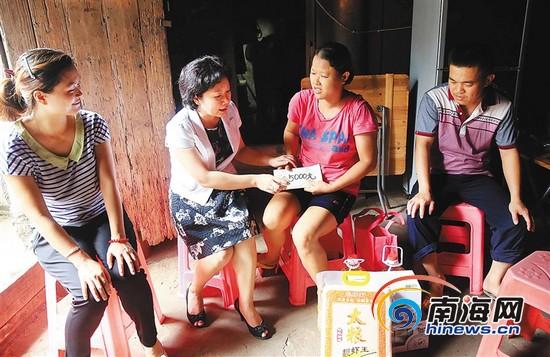 [特刊]十二五海南城乡低保水平提升各项救助有效衔接