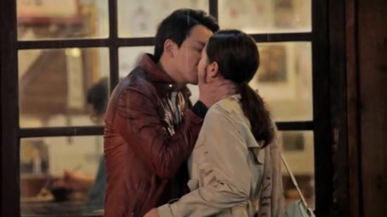 韩剧浪漫唯美吻戏