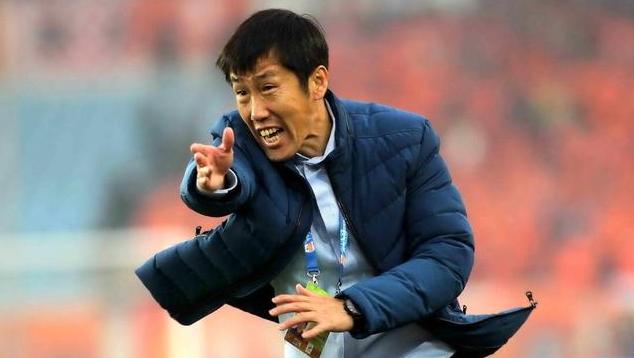 足协宣布高洪波出任国足主帅 带队征战世预赛