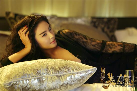张雨绮《美人鱼》攻气十足图片