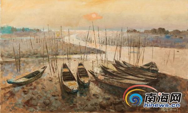 谢耀庭《乡情》作品展26日至29日将在省博物馆开展