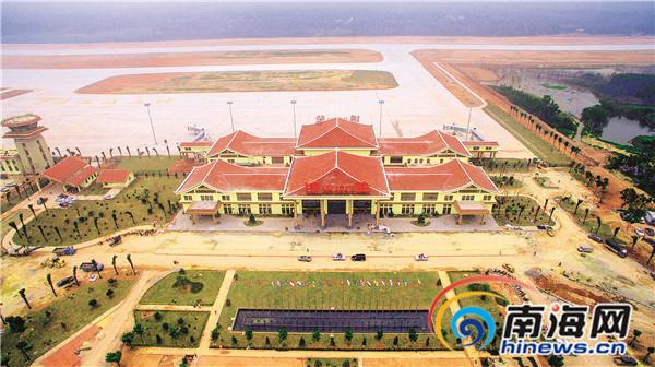 博鳌机场预计3月试运行已获批开通6条航线[图]