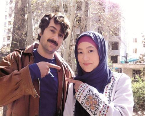 中国女孩在伊朗出演电视剧:愿做文化传播牡丹