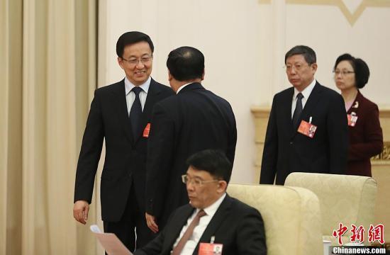 上海书记韩正:上海楼市过热必须加强调控