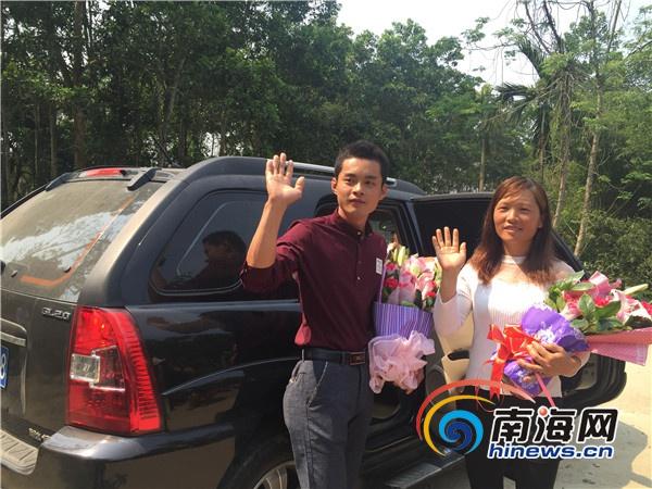 定安村民夫妇受邀赴京做客央视将讲述高坡村变化