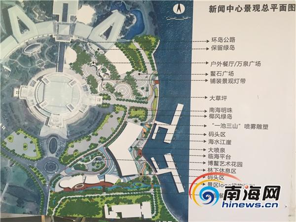 博鳌亚洲论坛新闻中心10日试用可为300多名记者提供服务