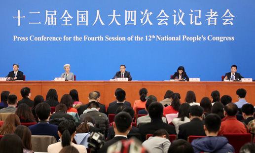 李克强总理与中外记者见面并答记者问