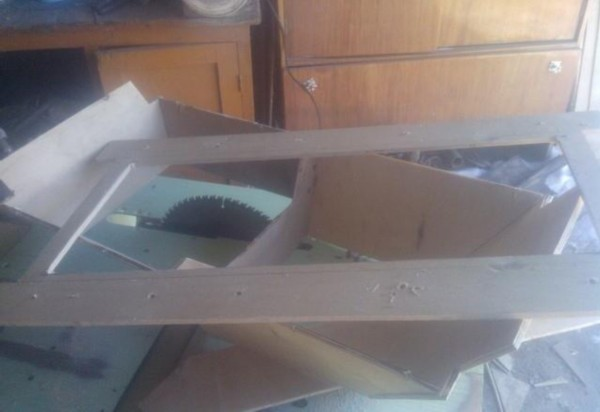 diy木头建筑模型
