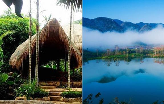 海南已建成222个美丽乡村 琼海北仍村名声在外