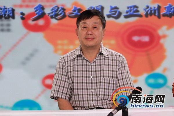 <b>陈耀:海南是全域旅游最早的萌芽地和发生地</b>