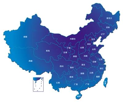 广西青州市地图