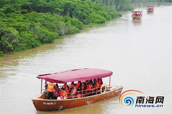 全域旅游与媒体融合峰会嘉宾点赞海南生态风情
