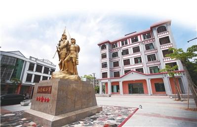 琼海阳江:红色旅游景点多将发展以红色为主题的全域旅游