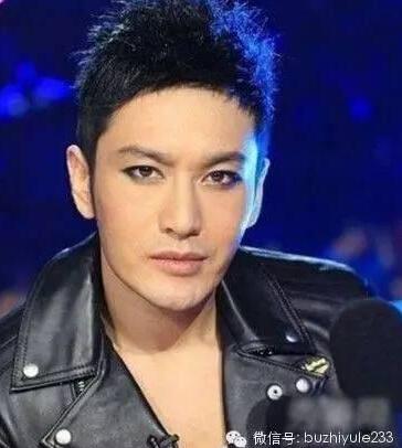 什么时候黄晓明陈坤这些男明星开始画起眼线?