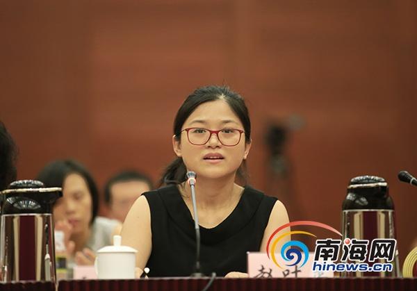 新华社海南分社记者赵叶苹:让倾听民声成为习惯