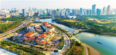 海口:一座和谐宜居有温度的城市