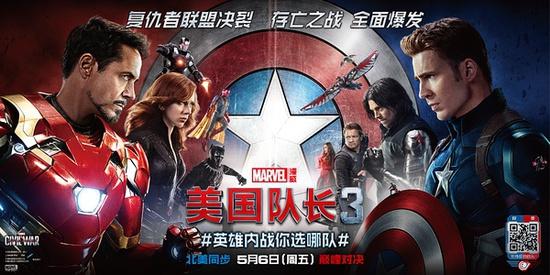 電影 鋼鐵俠1 鋼鐵俠和美國隊長票房