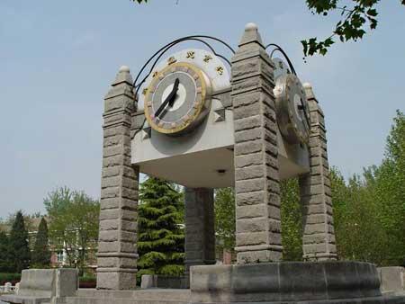 钟楼教育_北京交通大学世纪钟楼