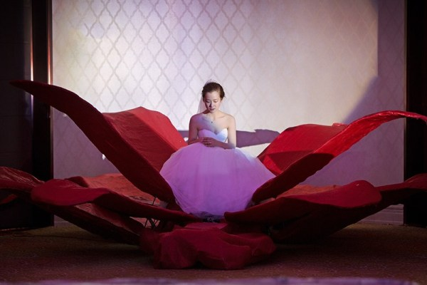 林继东沈陶然相恋六年修成正果 婚礼甜出新高度