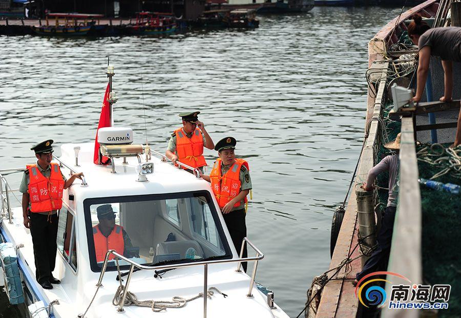 南海伏季休渔5月16日至8月1日三亚应休渔船711艘