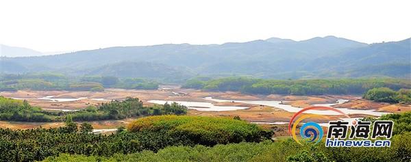 海南13个市县出现不同程度旱情全省水库蓄水仅4成