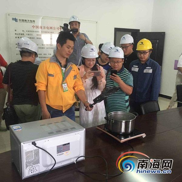 海南成国内使用清洁电能最高省份清洁能源占比36%