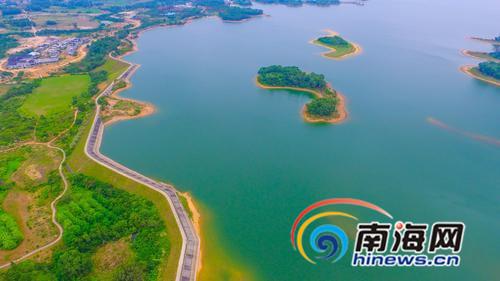 """定安南丽湖告别""""割肉式""""开发修建湿地公园旅游公路"""