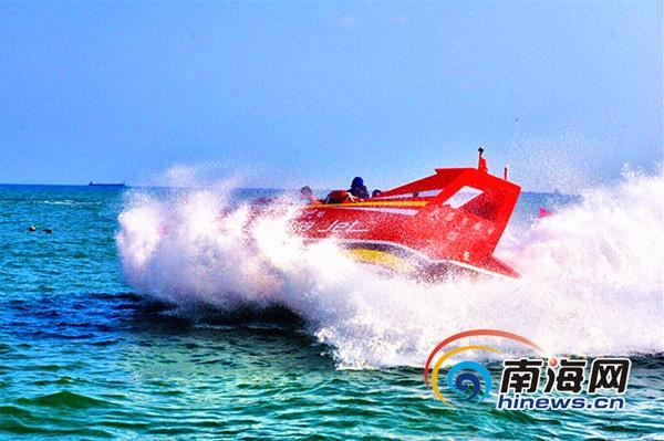 天涯海角夏季优惠多 儿童可免费体验海上游玩项目www.js0745.com点击进入官网