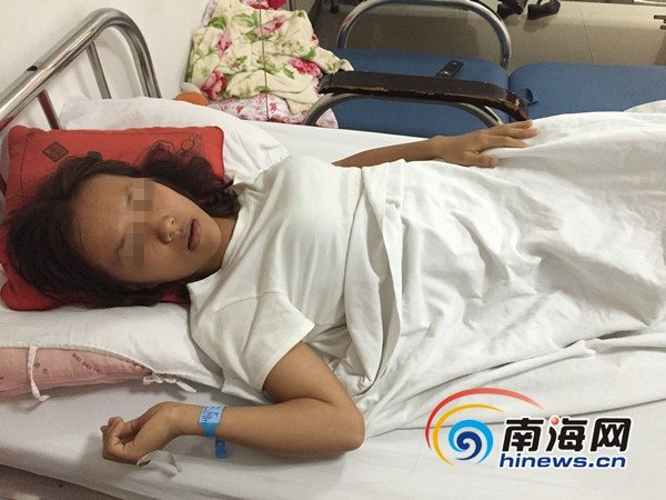 定安辅警因房租纠纷殴打女子打人者被拘留10日并辞退