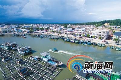 鹤壁新区南海港湾