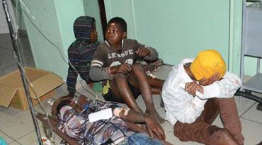 马达加斯加国庆发生爆炸