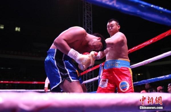 张君龙战绩或造假 WBA官方称金腰带不符合标准