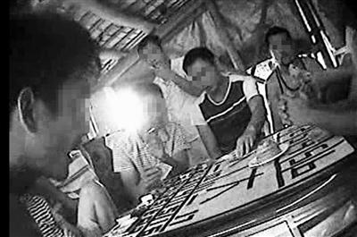 赌场藏身海口甲子镇一工厂大院派出所:将打击取缔