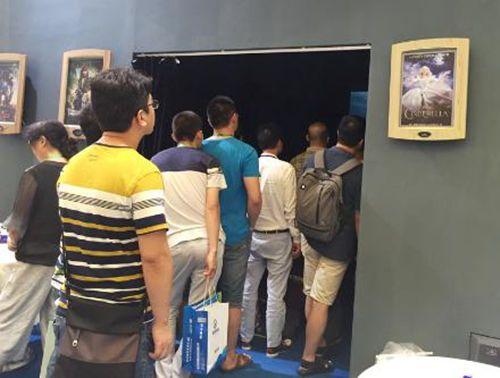 将娱乐进行到底 音王博悦影音亮相2016国际绿色建博会