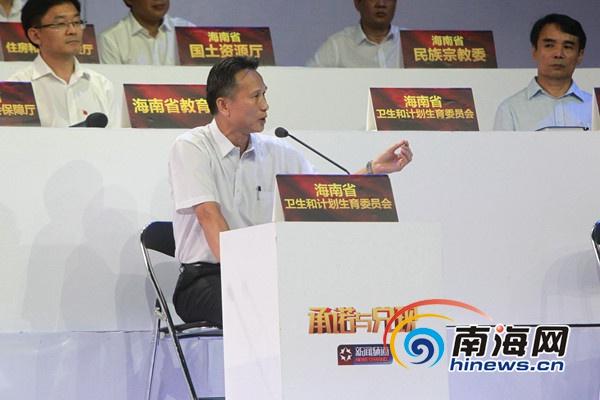 """海南省卫计委主任:将联合食药监等部门打击""""黑整形医院"""""""