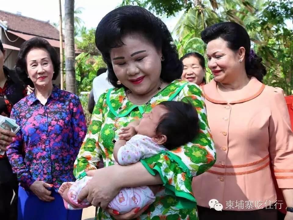 柬埔寨首相洪森亲自透露:夫人祖籍海南文昌,海南令人难忘