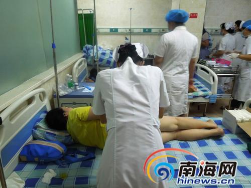 142名女子打黄体酮现异常海南和京医院否认超量使用