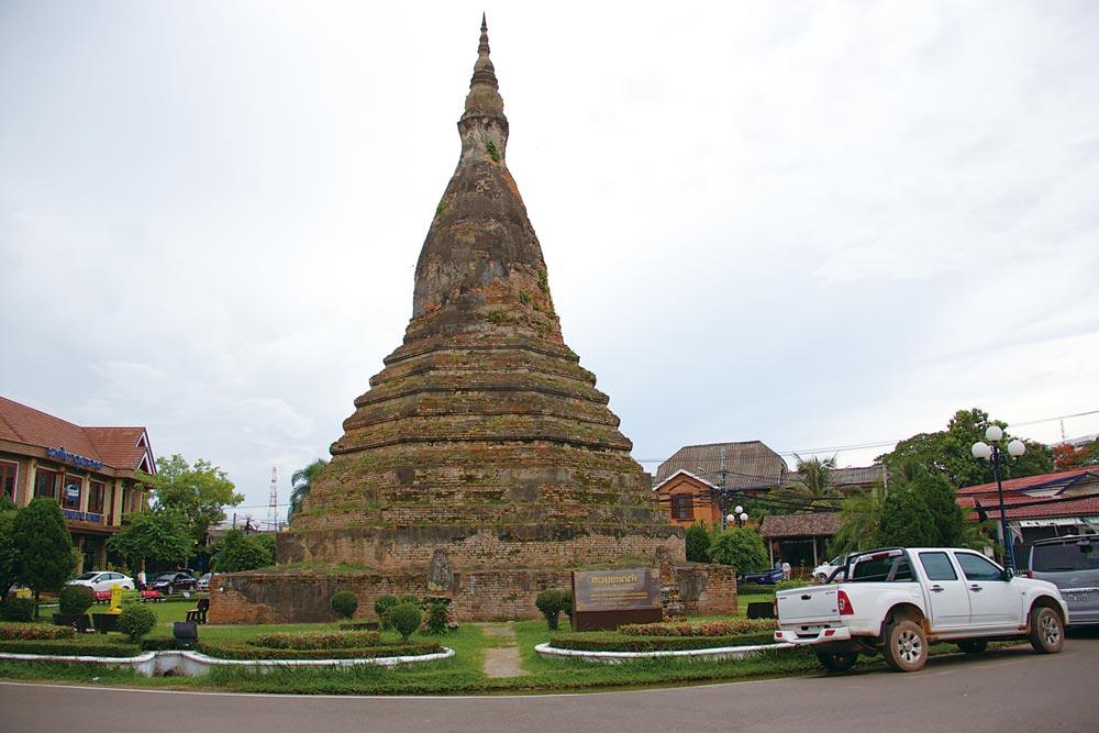 湄公河镇妖塔