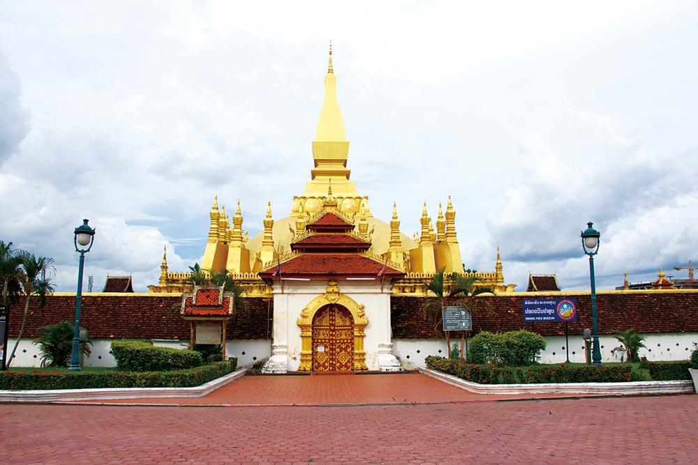 老挝塔銮寺