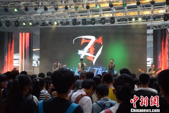 第三届福建高中生音乐节举行为患癌儿童a儿童高中内坑大连图片
