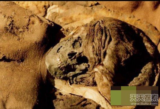 秘那些 神秘 木乃伊离奇死亡之谜图片