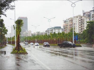 人民日报聚焦三亚生态修复:会喝水的城市不怕涝