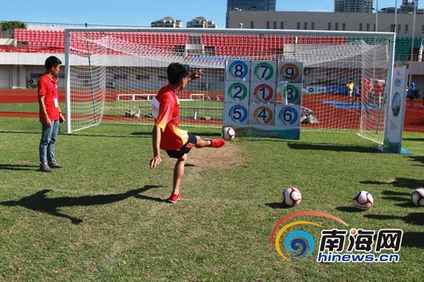 海南全民健身运动会贴近生活设7个擂台类项目